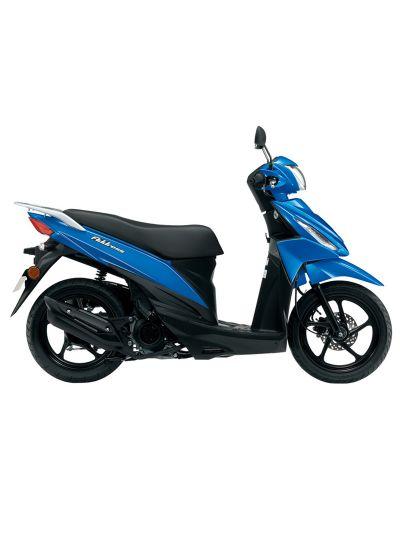 Suzuki Address 110 (2019)