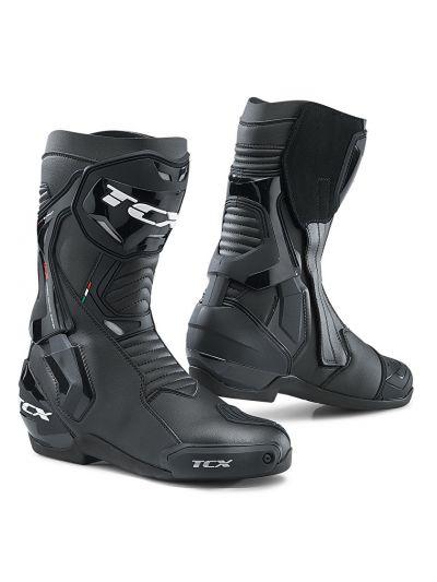 Motoristični škornji TCX ST-FIGHTER - črni