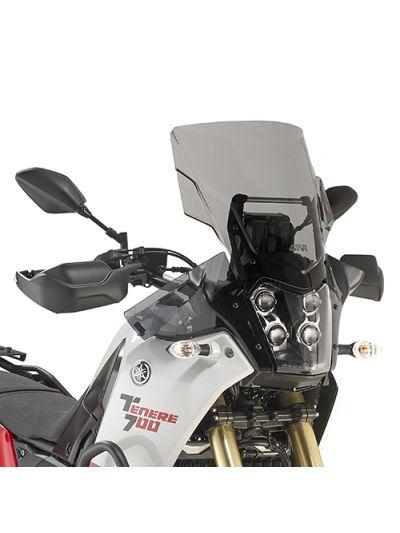 GIVI D2145S zatemnjen vizir za motorno kolo Yamaha Tenere 700 (2019 - )