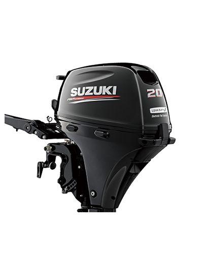 Suzuki DF20A Lean Burn