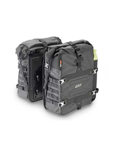 GIVI GRT709 Gravel-T vodoodporni stranski torbi | 2 x 35 l