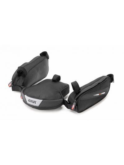 GIVI XS315 mehke torbe za pod sedež za BMW R 1200 GS (2013 - 2018) in R 1250 GS (2019 - )