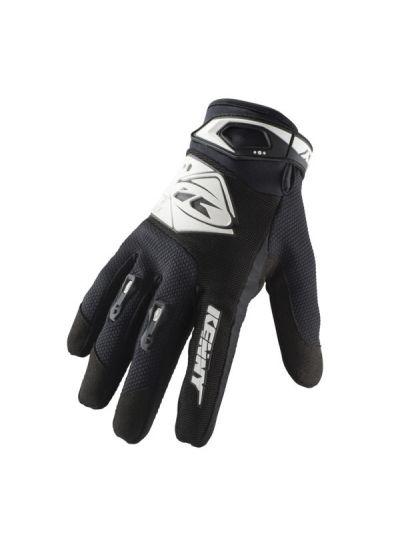KENNY RACING TRACK 20 motoristične cross rokavice - črne