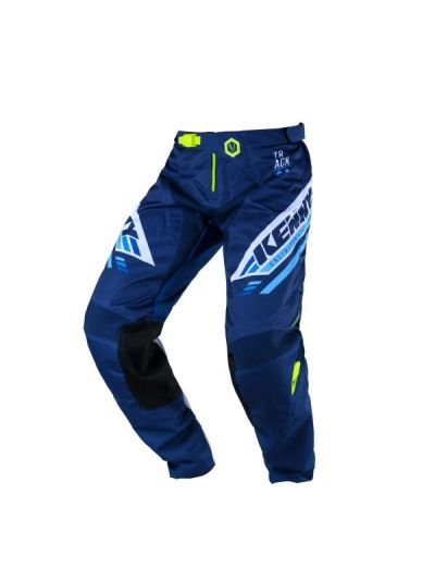 Kenny Racing TRACK motoristične cross hlače - navy modre