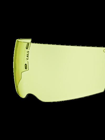 Sončni vizir za čelade SCHUBERTH Yellow C3/PRO/S2/E1 velikosti med 50-59
