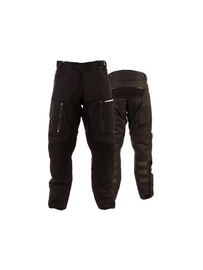 Tekstilne motoristične hlače MugenRace 1542 KLOTTOS - črne