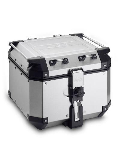 GIVI TREKKER OUTBACK 42 aluminijasti zadnji kovček   42 l
