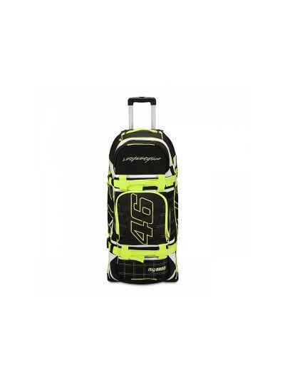 VR46 potovalni mehki visoki kovček na kolesih Limited Edition RIG9800