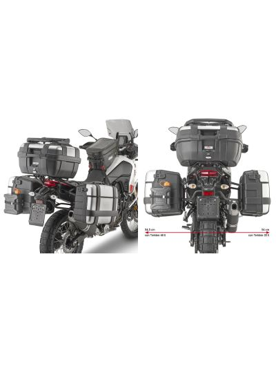 GIVI PLO2145MK nosilec stranskih kovčkov za Yamaha Tenere 700 (2019 - )