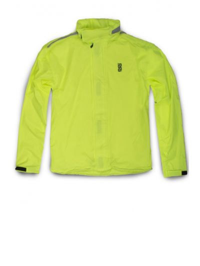 Dežna jakna OJ COMPACT fluo - rumena