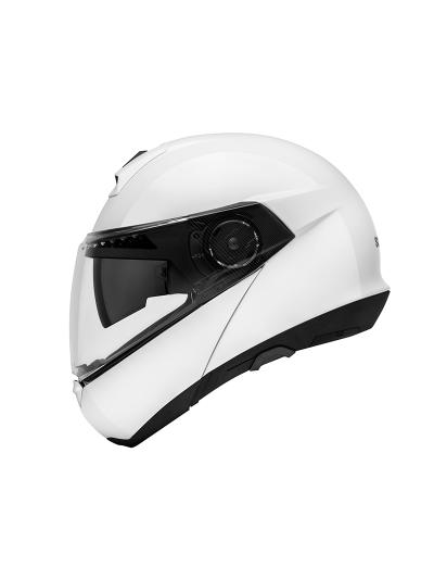 SCHUBERTH C4 Pro Women ženska motoristična preklopna čelada - bela