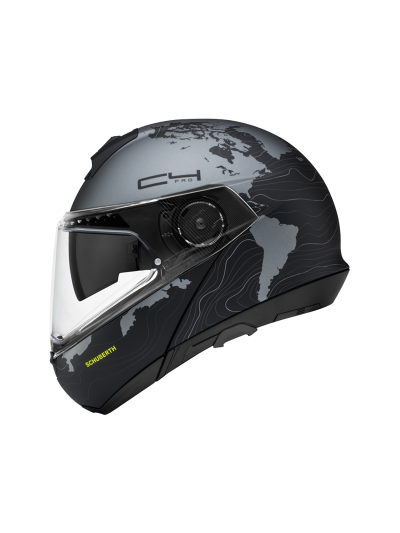 SCHUBERTH C4 Pro Women ženska motoristična preklopna čelada - Magnitude črna