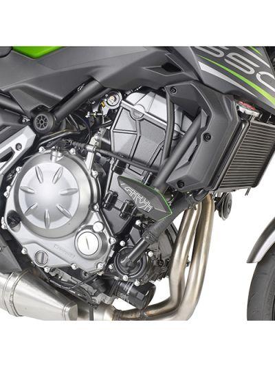 GIVI SLD4117KIT set za namestitev SLD01xx stranskih drsnikov za Kawasaki Z650 (2017 - 2020)