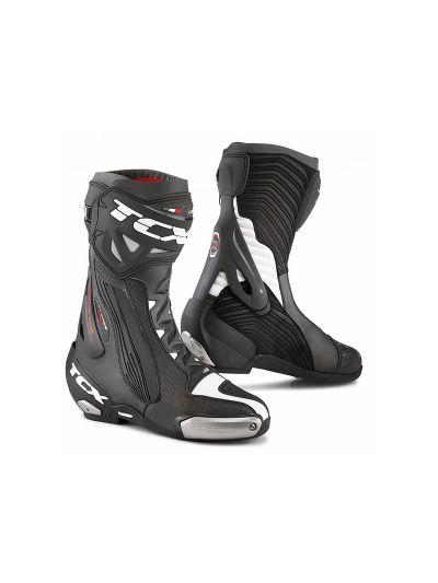 TCX RT-RACE PRO AIR Motoristični škornji - črni