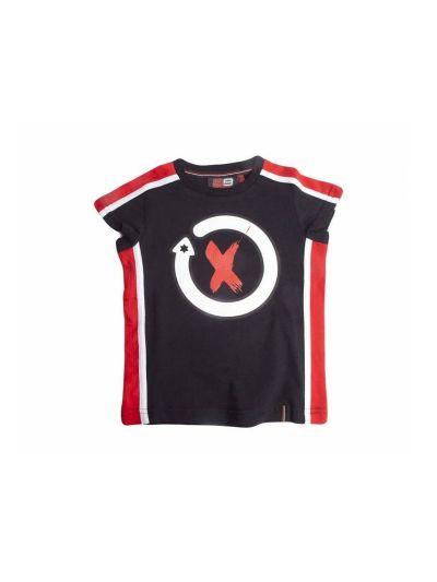 Otroška T-SHIRT majica Jorge Lorenzo 99 črna
