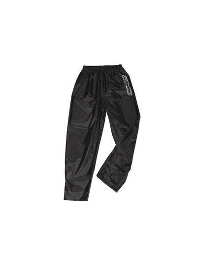 Dežne hlače AXO Oxford črne