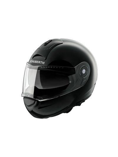 SCHUBERTH C3 Basic preklopna čelada - črna