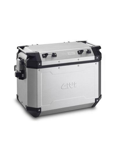 GIVI TREKKER OUTBACK Desni stranski kovček | 48 l - aluminij