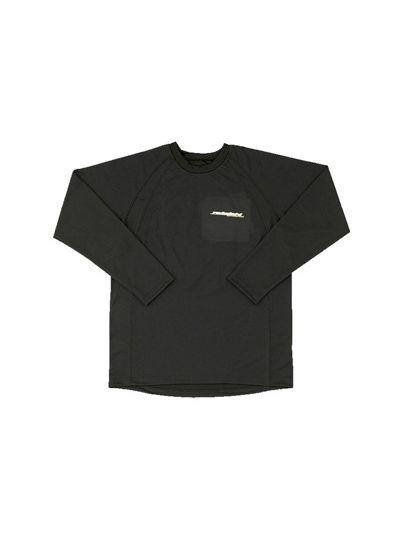 Podoblačilo - majica z dolgimi rokavi RS TAICHI Coolmax Protect Mesh Jersey črna