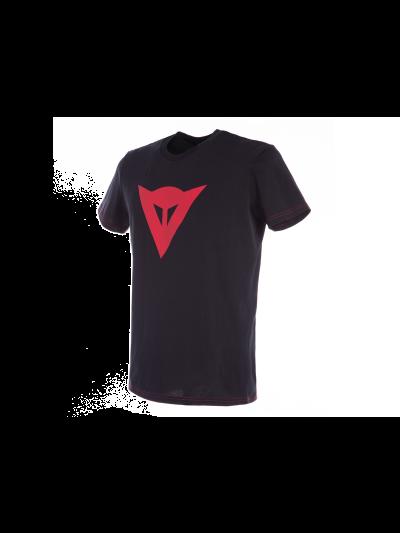 DAINESE SPEED DEMON T-shirt kratka majica - črna/rdeča