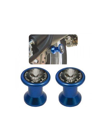 Nosilni valjčki HONDA, SUZUKI M8 modri