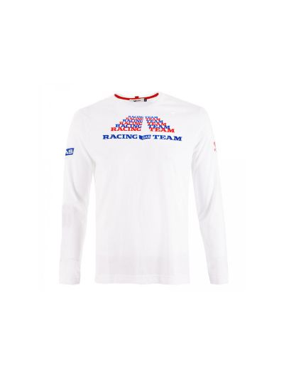 Majica z dolgimi rokavi HONDA HALVIS ML Coll. bela