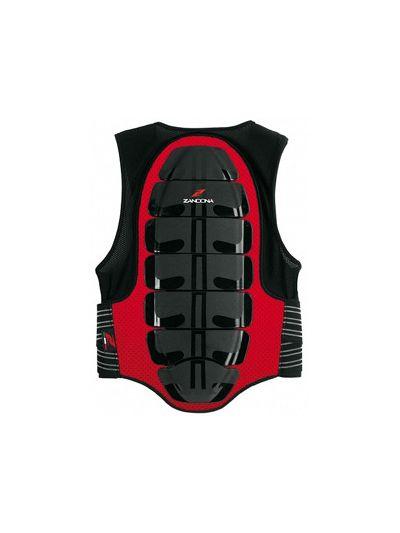 Zandona 2007 X7 zaščitni brezrokavnik za zaščito hrbtenice (velikost XS)