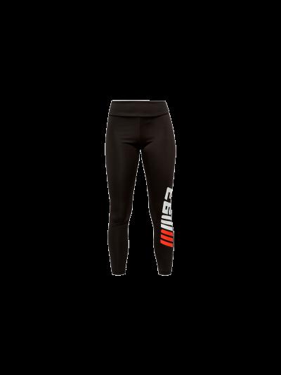 Ženske pajkice leggins M.Marquez 93 MM93 - črne (velikost XL)
