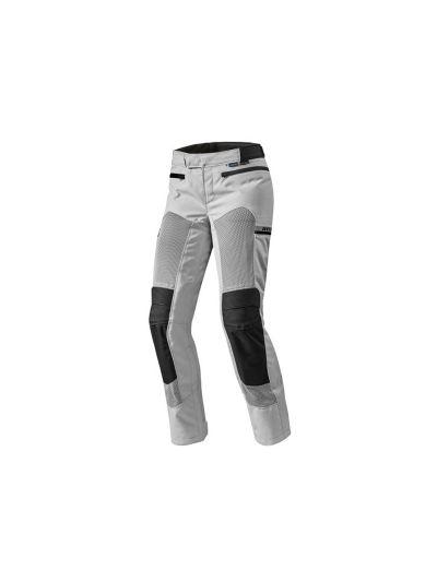 REV'IT TORNADO 2 LADY Ženske motoristične hlače - srebrne
