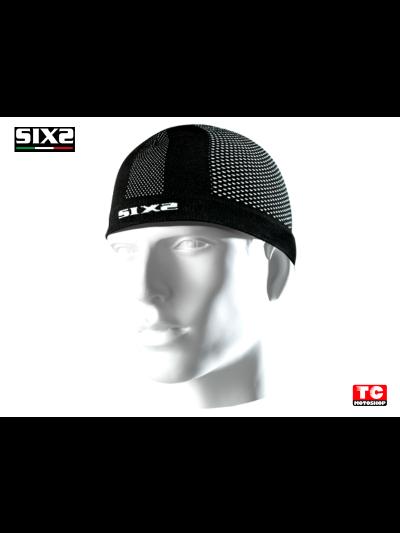 SCX SIXS Kapa Diabolik CarbonLook - univerzalna