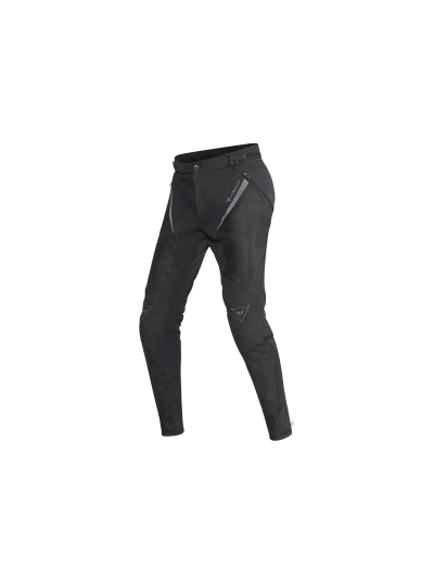 DAINESE DRAKE SUPER AIR Lady ženske tekstilne motoristične hlače - črne