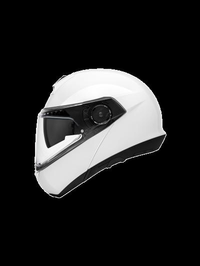 SCHUBERTH C4 BASIC - Motoristična preklopna čelada - bela