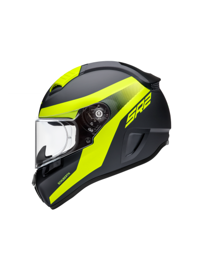 SR2 RESONANCE SCHUBERTH - Motoristična čelada - rumena
