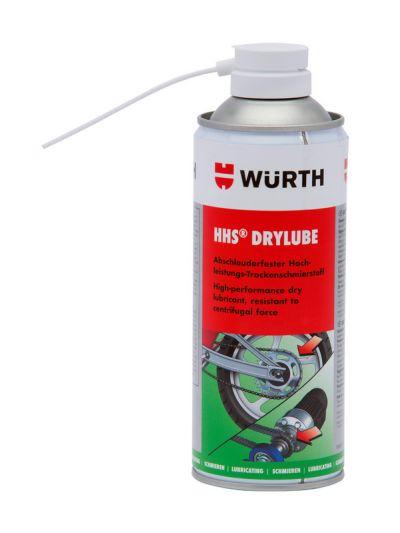 WÜRTH HHS® Drylube mazivo za verige | 400 ml