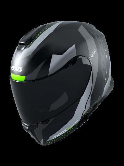 Preklopna čelada Axxis GECKO SV Shield