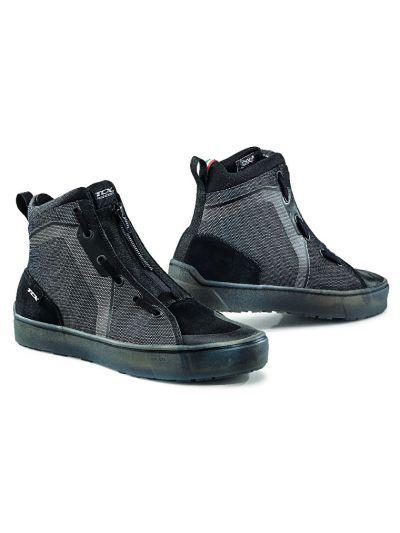 Motoristični čevlji TCX IKASU WP Reflex črni