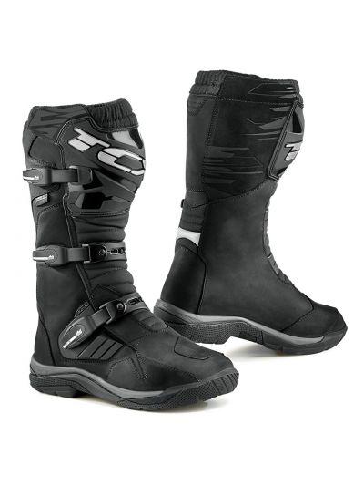Motoristični škornji TCX BAJA Gore-Tex® - črni
