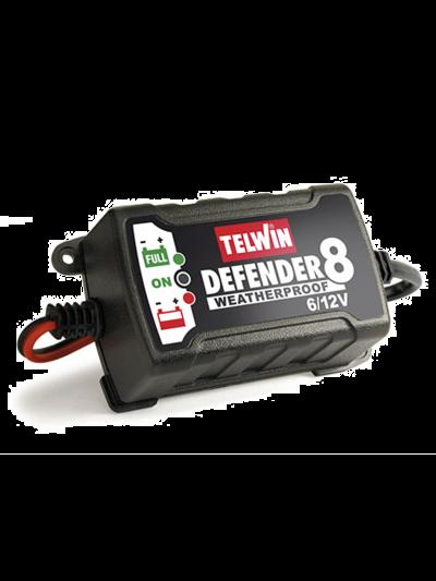 TELWIN Defender 8 polnilec in vzdrževalec akumulatorja