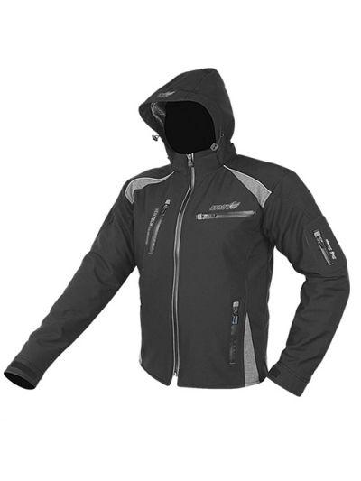 Moška soft-shell motoristična jakna ATROX CE-2702