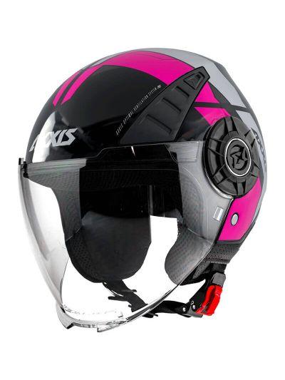 Odprta čelada Axxis METRO Cool
