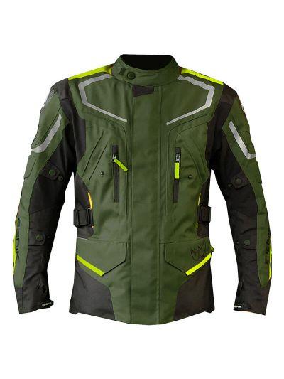 Motoristična dolga jakna Berik 2.0 TOURING 203331