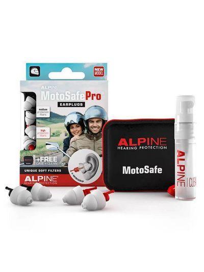 Čepki za ušesa ALPINE MotoSafe Pro