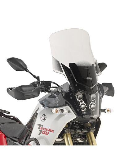 GIVI D2145ST povišan transparentni vizir za Yamaha Tenere 700 (2019 - )