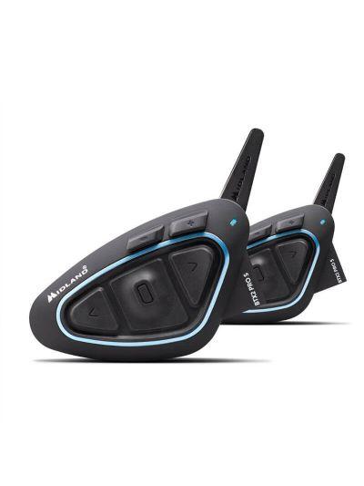 Komplet komunikacijskih naprav Midland BTX2 Pro S Long Range Dual Pack
