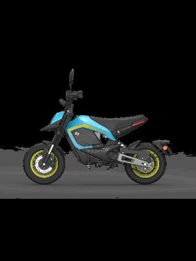 Mini bike Tromox MINO 26Ah električni moped Energy Blue