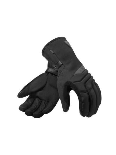 Rev'it UPTON H20 Lady ženske motoristične vodoodporne rokavice - črne
