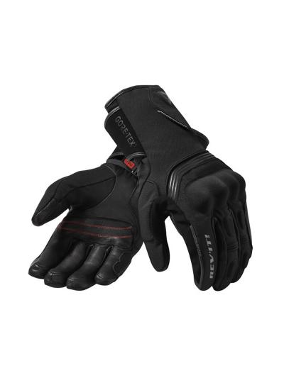 Rev'it FUSION 2 GTX moške motoristične vodoodporne rokavice - črne