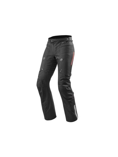 REV'IT HORIZON 2 tekstilne motoristične hlače - črne