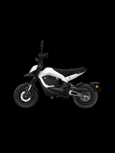 Mini bike Tromox MINO 31Ah električni moped Freedom White