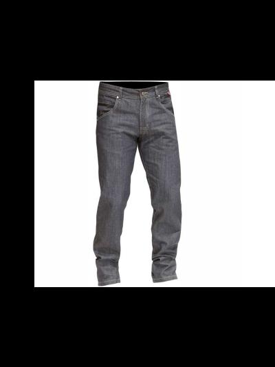 Jeans hlače HUNTSMAN WP črno/sive
